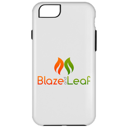 Blaze And Leaf Logo iPhone 6 Plus Tough Case