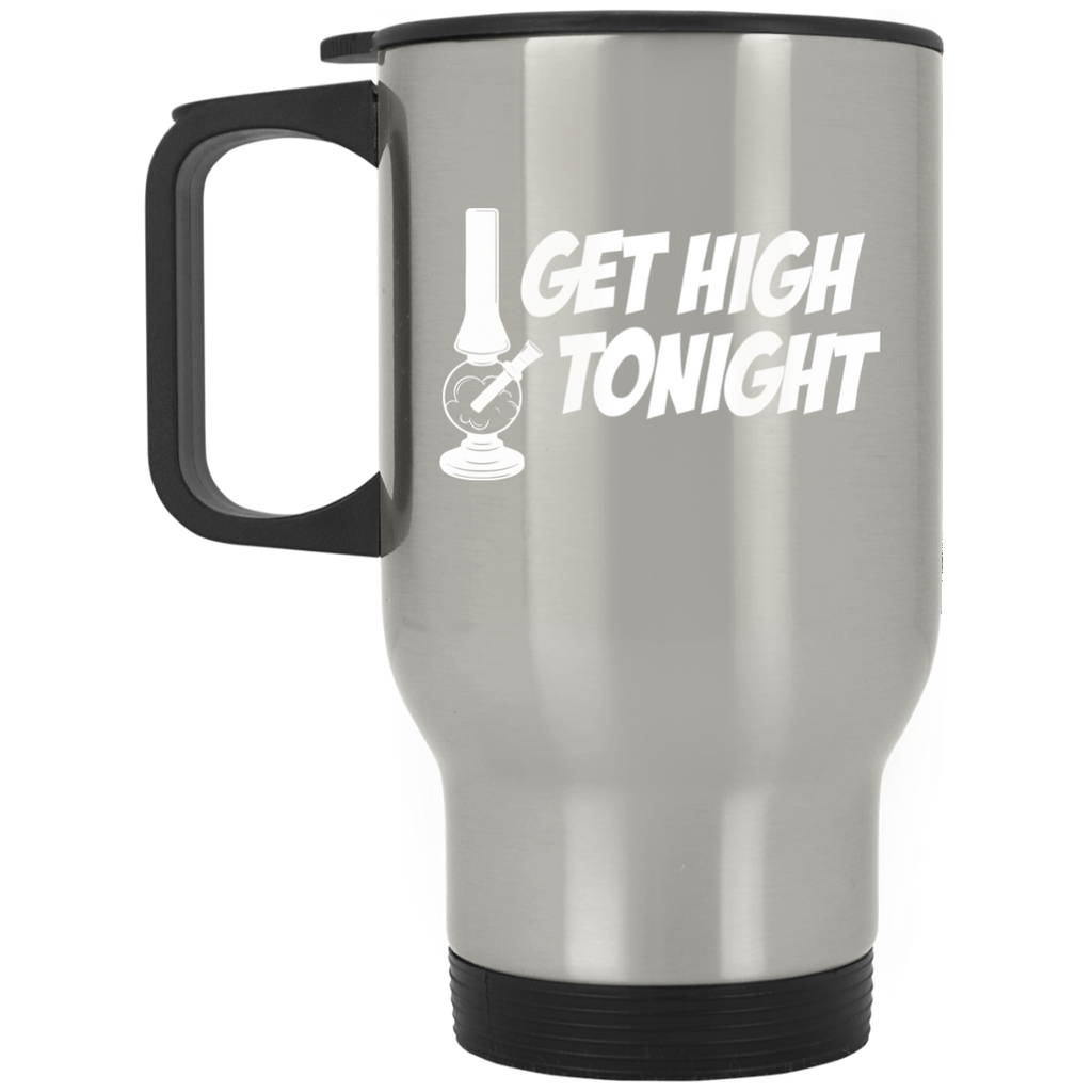 Get High Tonight Travel Mug
