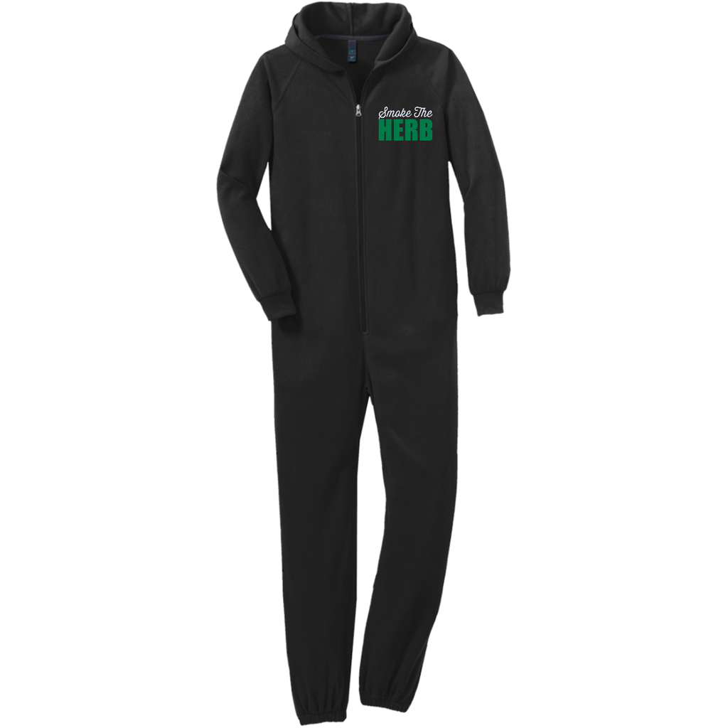 Smoke The Herb Onesie