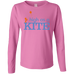 High As A Kite Ladies Long Sleeve T-Shirt