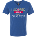 Drugs Test Men's V-Neck T-Shirt