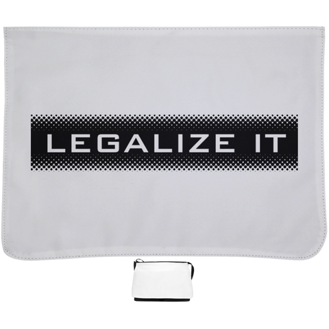 Legalize It Messenger Bag