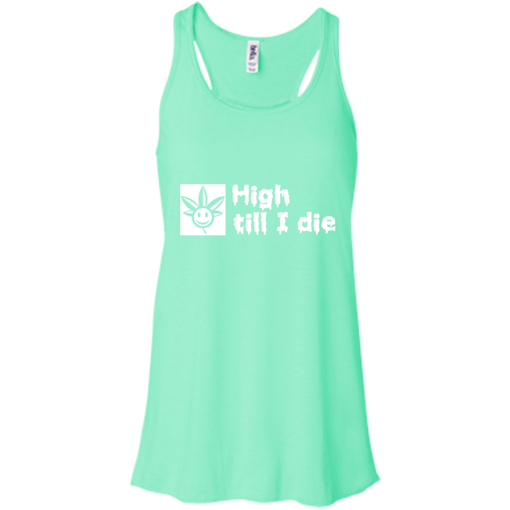 High Till I  Die Flow Tank