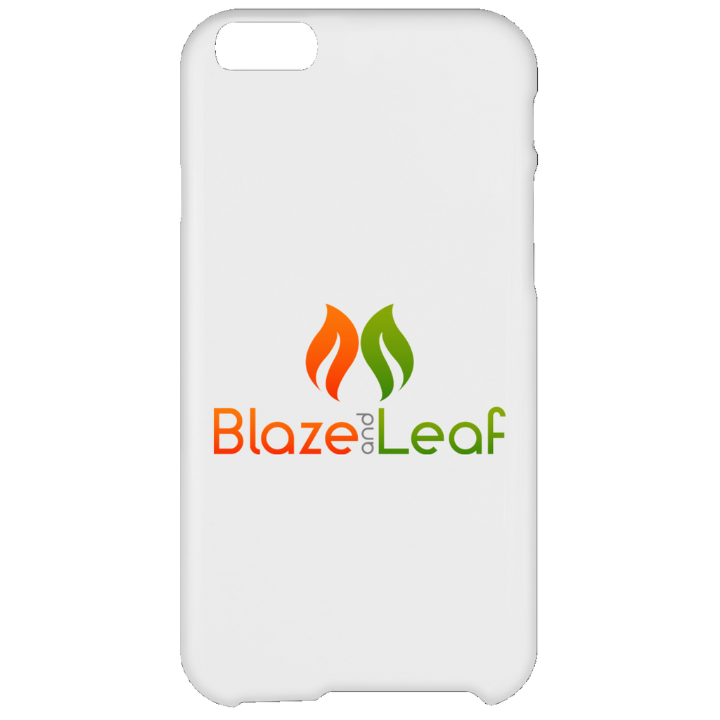 Blaze And Leaf Logo iPhone 6 Plus Case