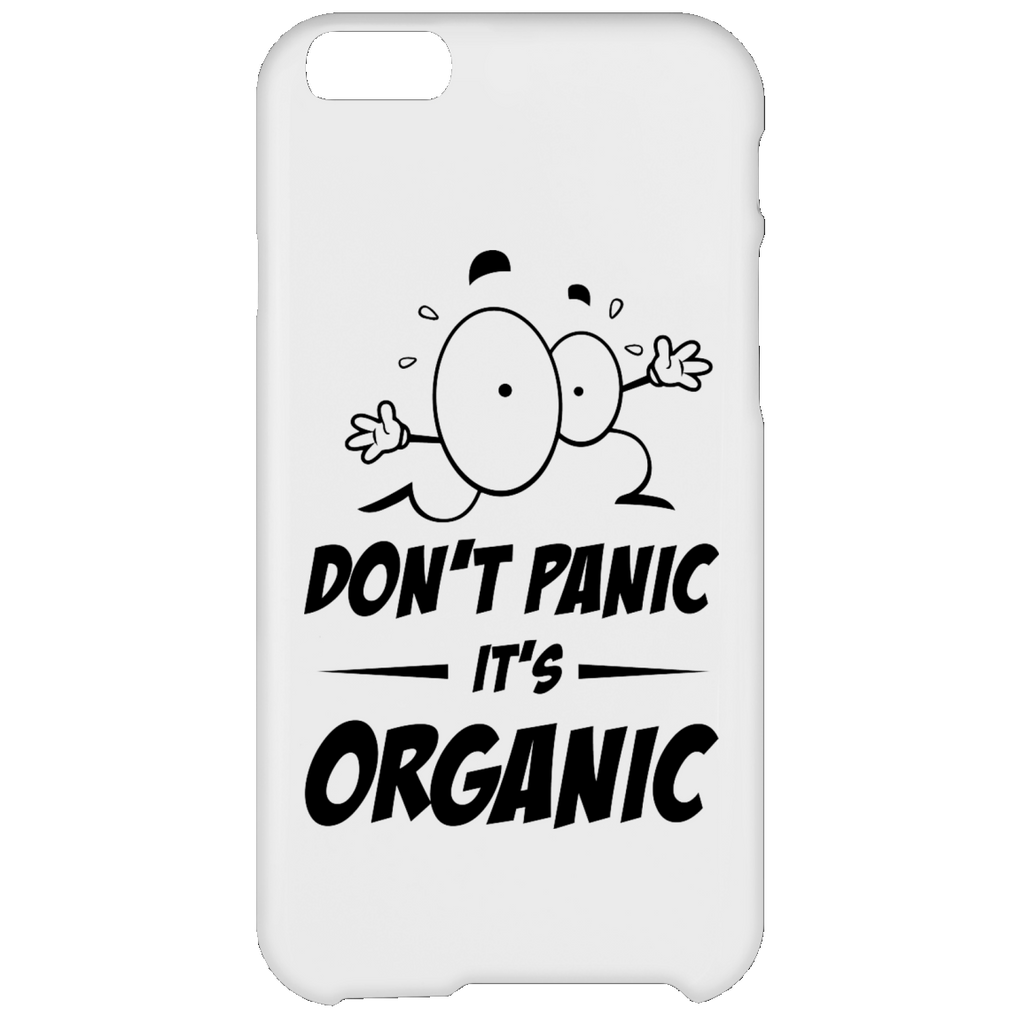 Don't Panic, It's Organic iPhone 6 Plus Case
