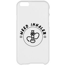 Weed Inhaler iPhone 6 Plus Case