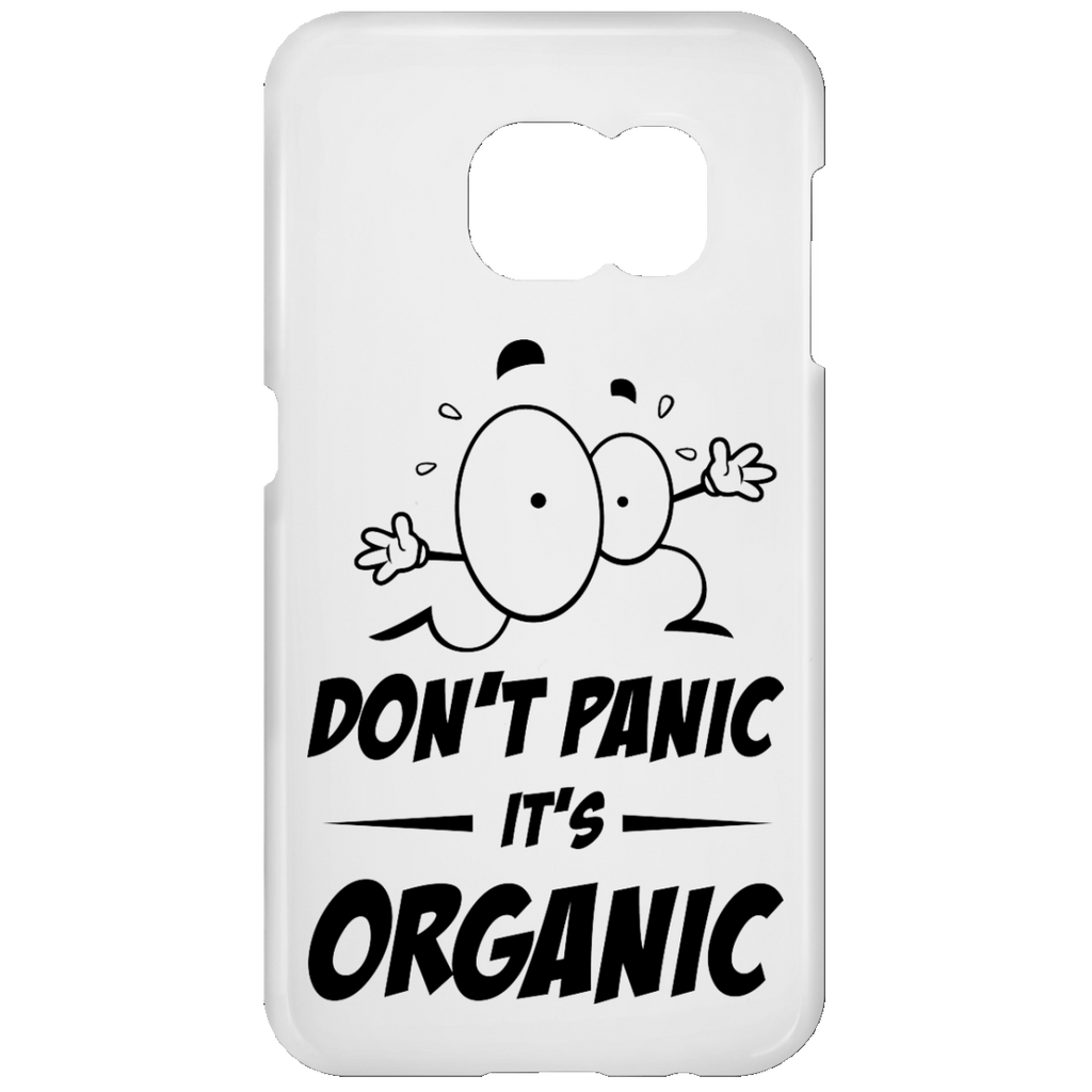 Don't Panic, It's Organic Samsung Galaxy S7 Phone Case