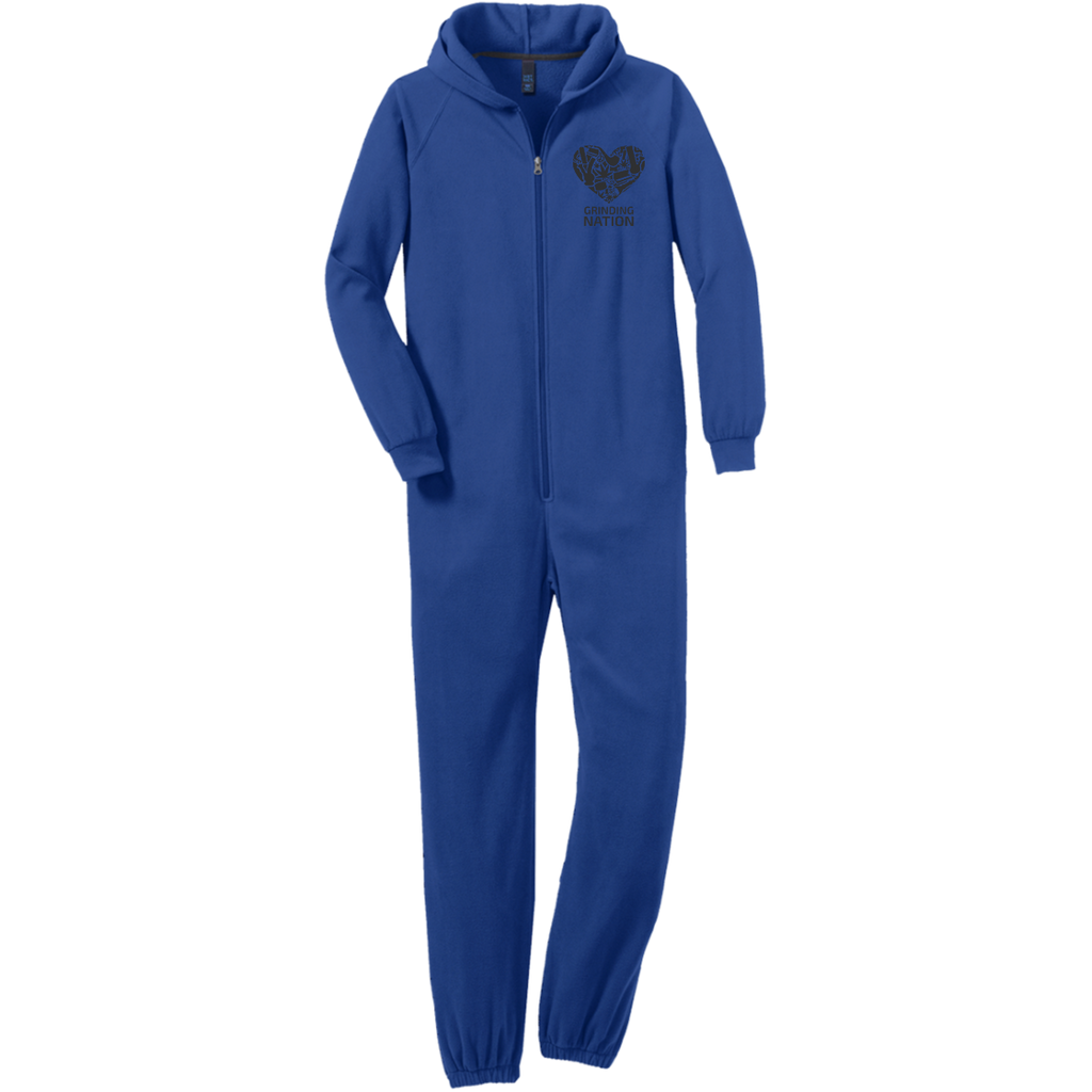 Grinding Nation Onesie