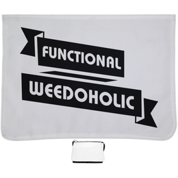 Functional Weedoholic Messenger Bag