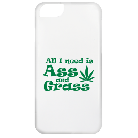 Ass And Grass iPhone 6 Case
