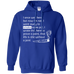 I Once Was Here Hoodie