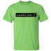 Legalize It T-Shirt