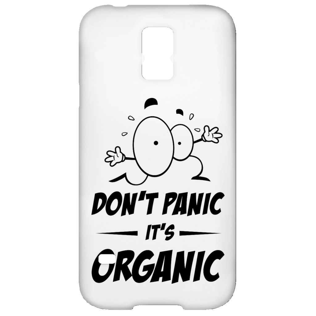 Don't Panic, It's Organic Samsung Galaxy S5 Case