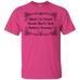 Short Term Memory T-Shirt