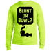 Blunt Or Bowl Men's Long Sleeve T-Shirt