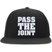 Pass The Joint Flat Bill Cap
