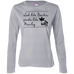 Barbie Ladies Long Sleeve T-Shirt