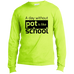 Like School Men's Long Sleeve T-Shirt