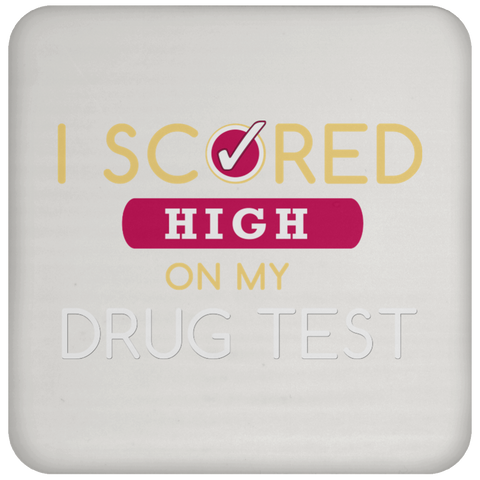 Drugs Test Coaster
