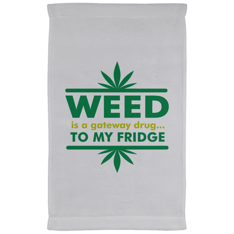 Gateway Drug Kitchen Towel