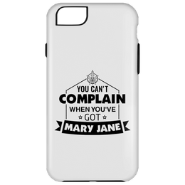 You Can't Complain iPhone 6 Plus Tough Case