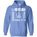 Light It, Smoke It, Pass It, Toke It Hoodie