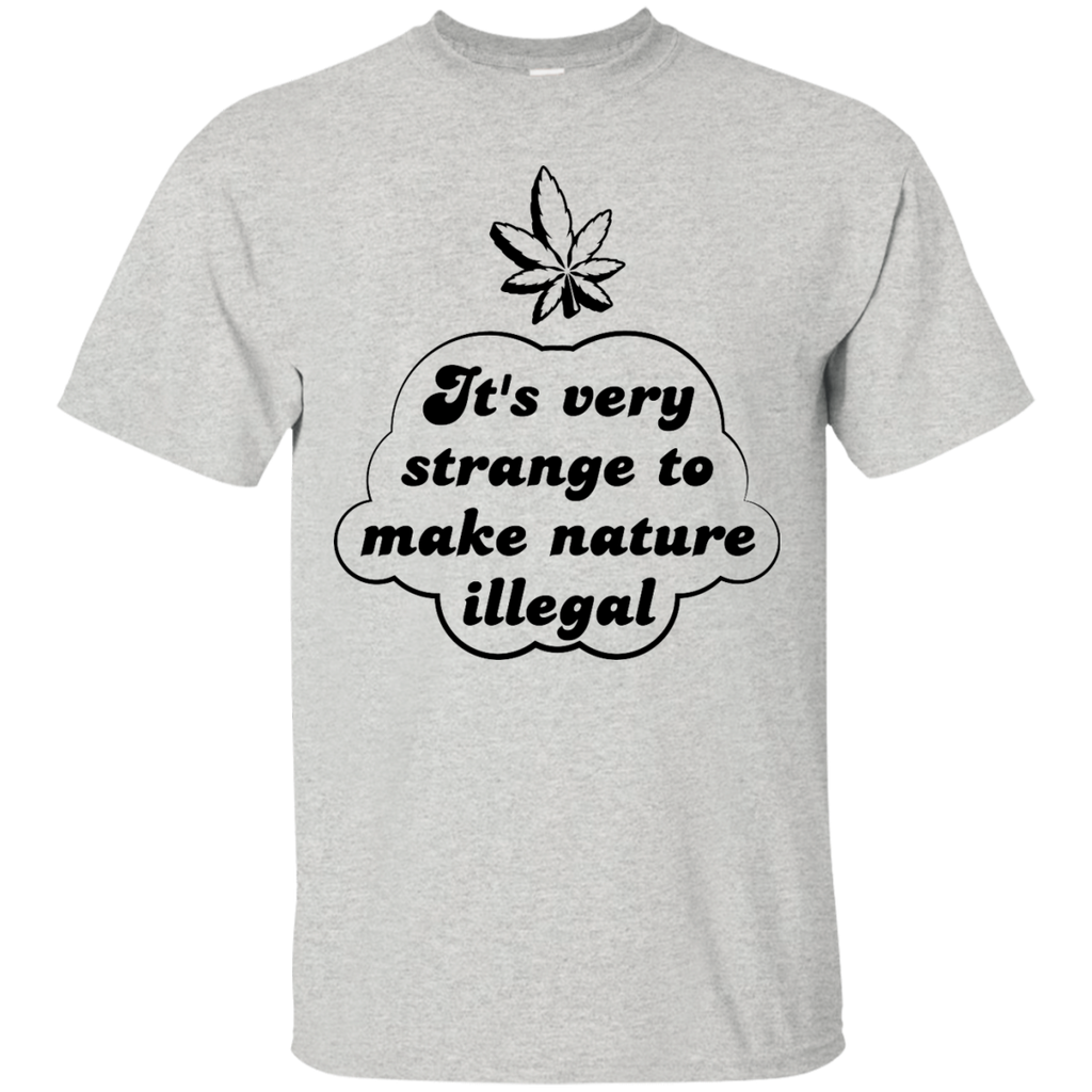 Illegal Nature T-Shirt