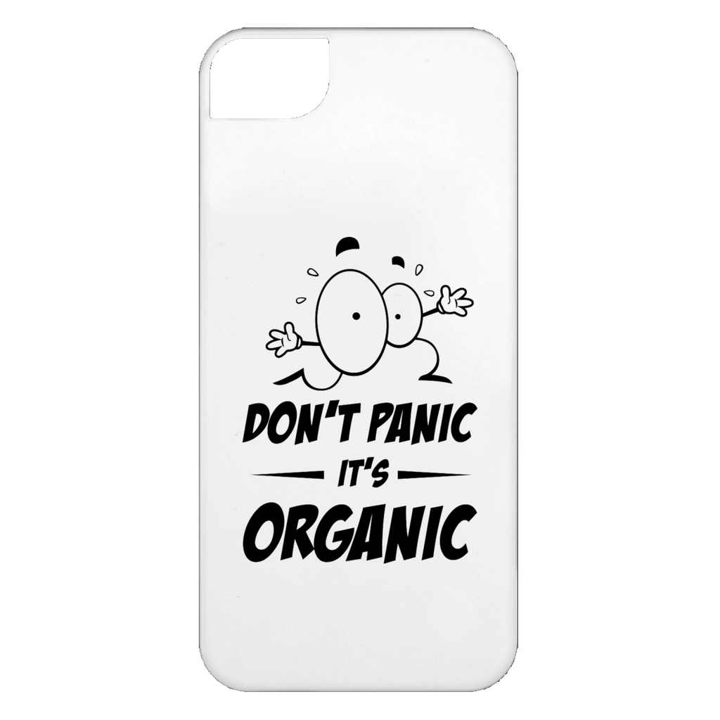 Don't Panic, It's Organic iPhone 5 Case