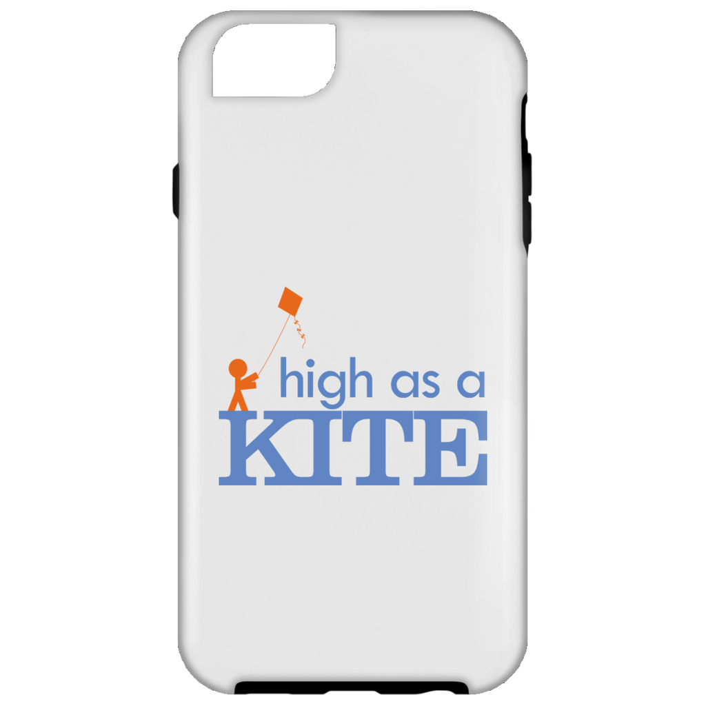 High As A Kite iPhone 6 Tough Case
