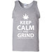 Keep Calm And Grind Tank