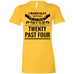 Waiting For 20 Past 4 Ladies T-Shirt