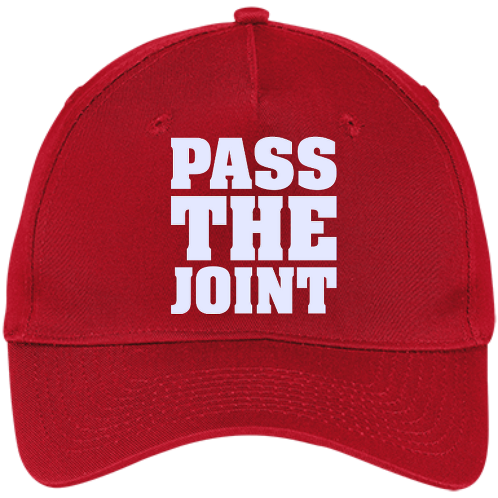 Pass The Joint Baseball Cap