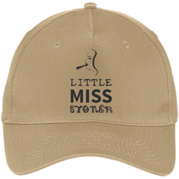 Little Miss Stoner Baseball Cap