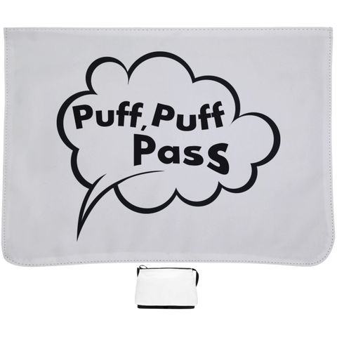 Puff, Puff Pass Messenger Bag