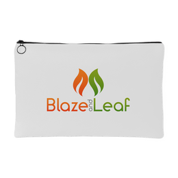 Blaze And Leaf Pot Pouch