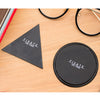 Image of 2pcs Set Anti-slip Sticky Gel Pad