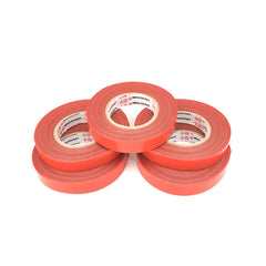 10Pcs Red Tape
