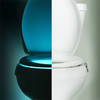 GrowLight Waterproof Toilet Night Light