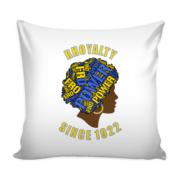 Rhoyalty Pillow