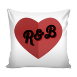 I Love R&B Pillow