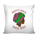 Pretty Girls Pillow