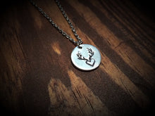 Deer Love Neclace - Hunt Like A Girl Rustic Necklace