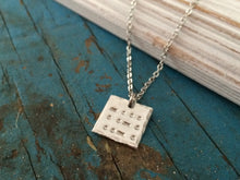 """BFF"" Morse Code Best Friend Necklace"