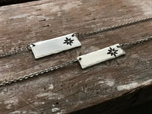 "Best Friend ""through thick and thin"" Necklaces - Set of Two Necklaces"