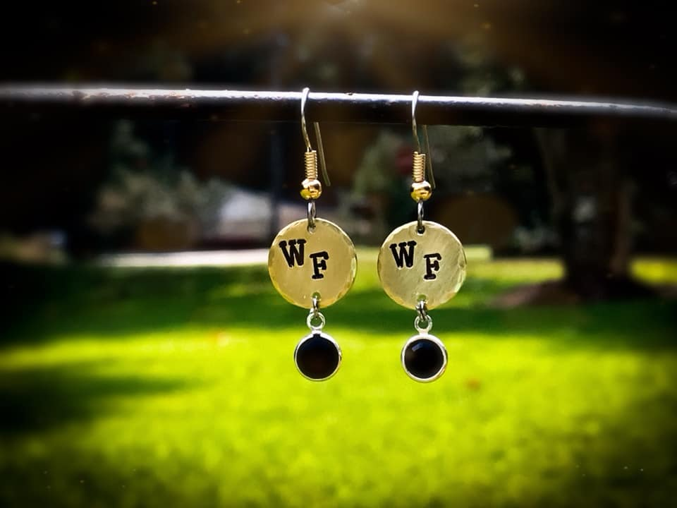 Wake Forest University - WFU Inspired Earrings
