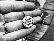 Best Aunt Ever Necklace