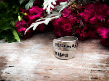 Wrap Rings - Your Choice Of Wording
