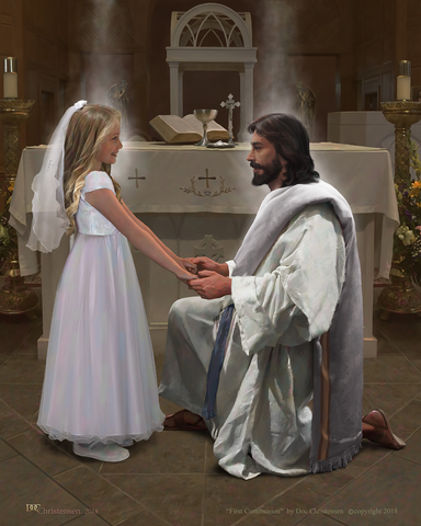 """First Communion"" - male or female"