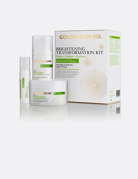 Brightening Transformation Kit