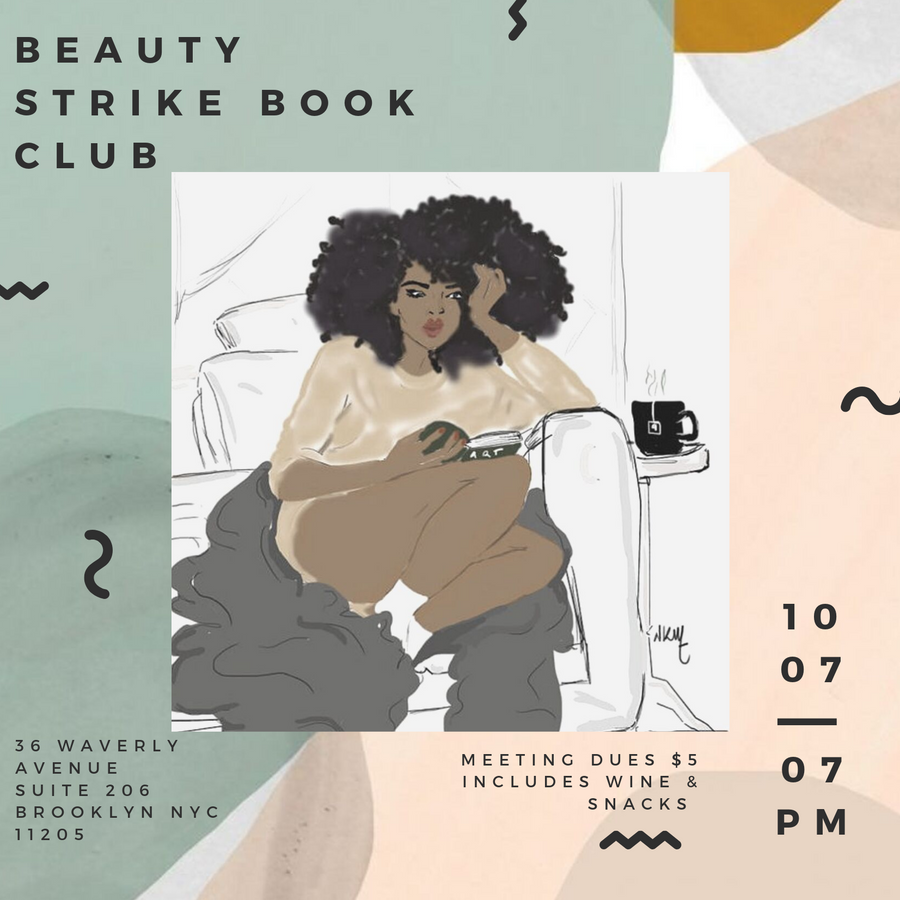 Beauty Strike Book Club